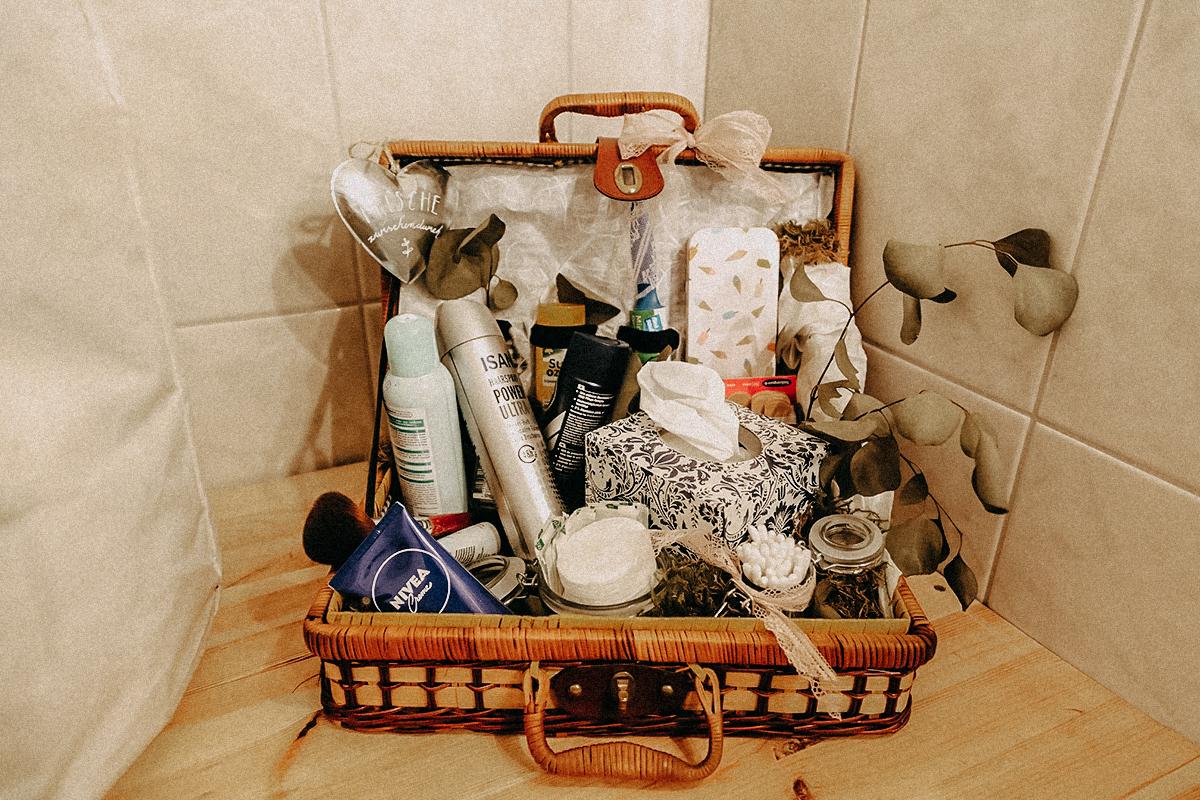 Koffer Gäste-WC