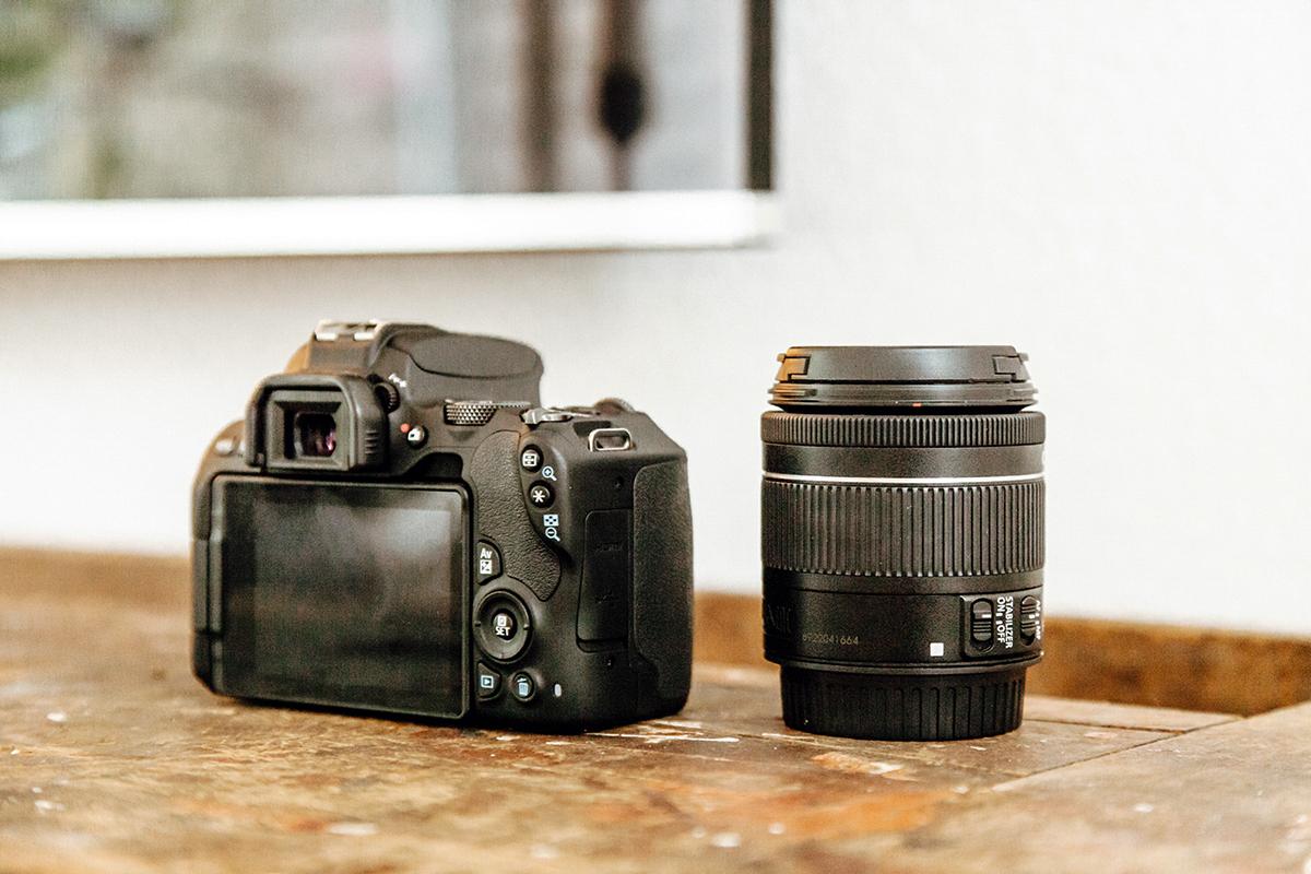 Linas Kameraequipment