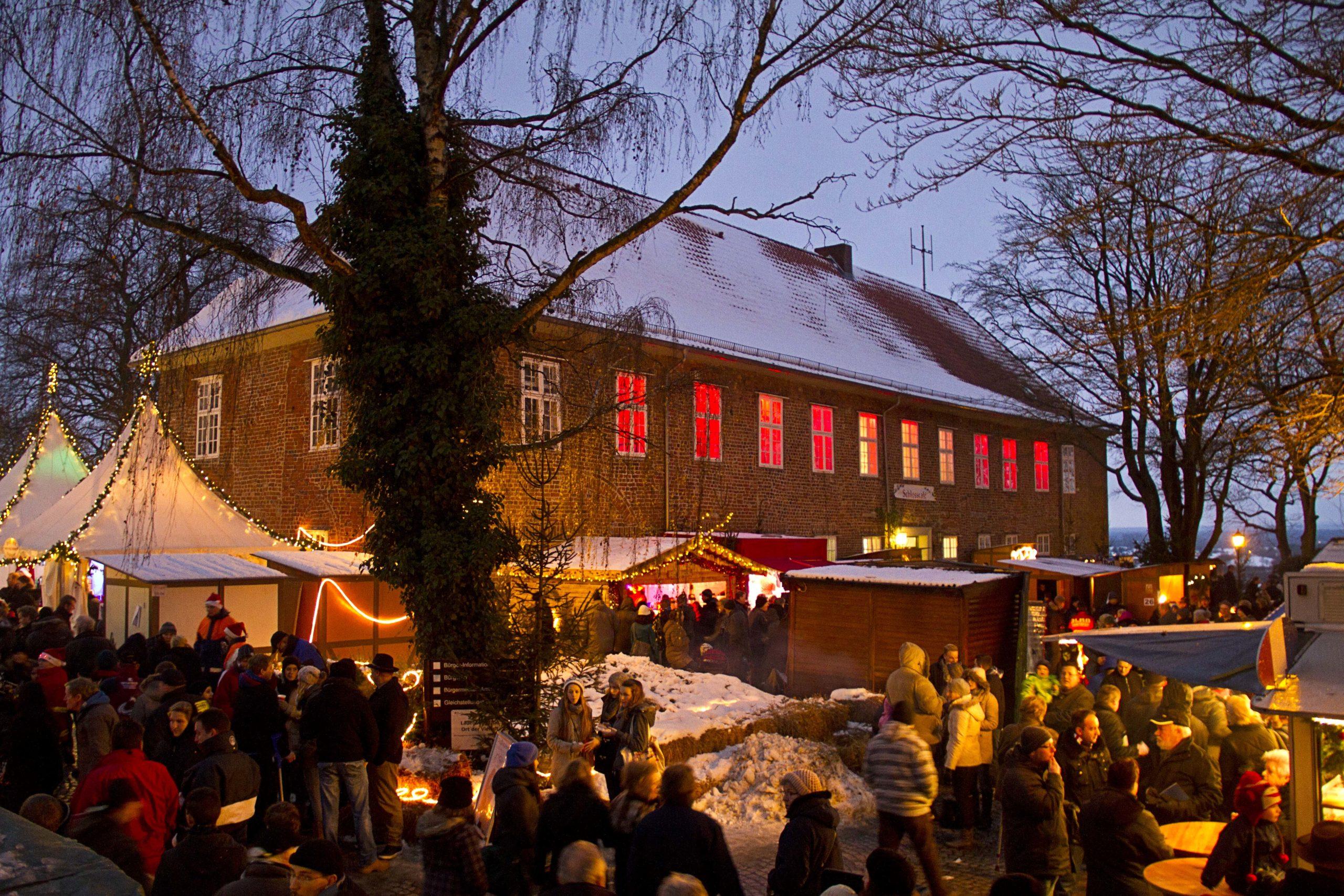 Die schönsten Weihnachtsmärkte in Schleswig-Holstein: Lauenburg