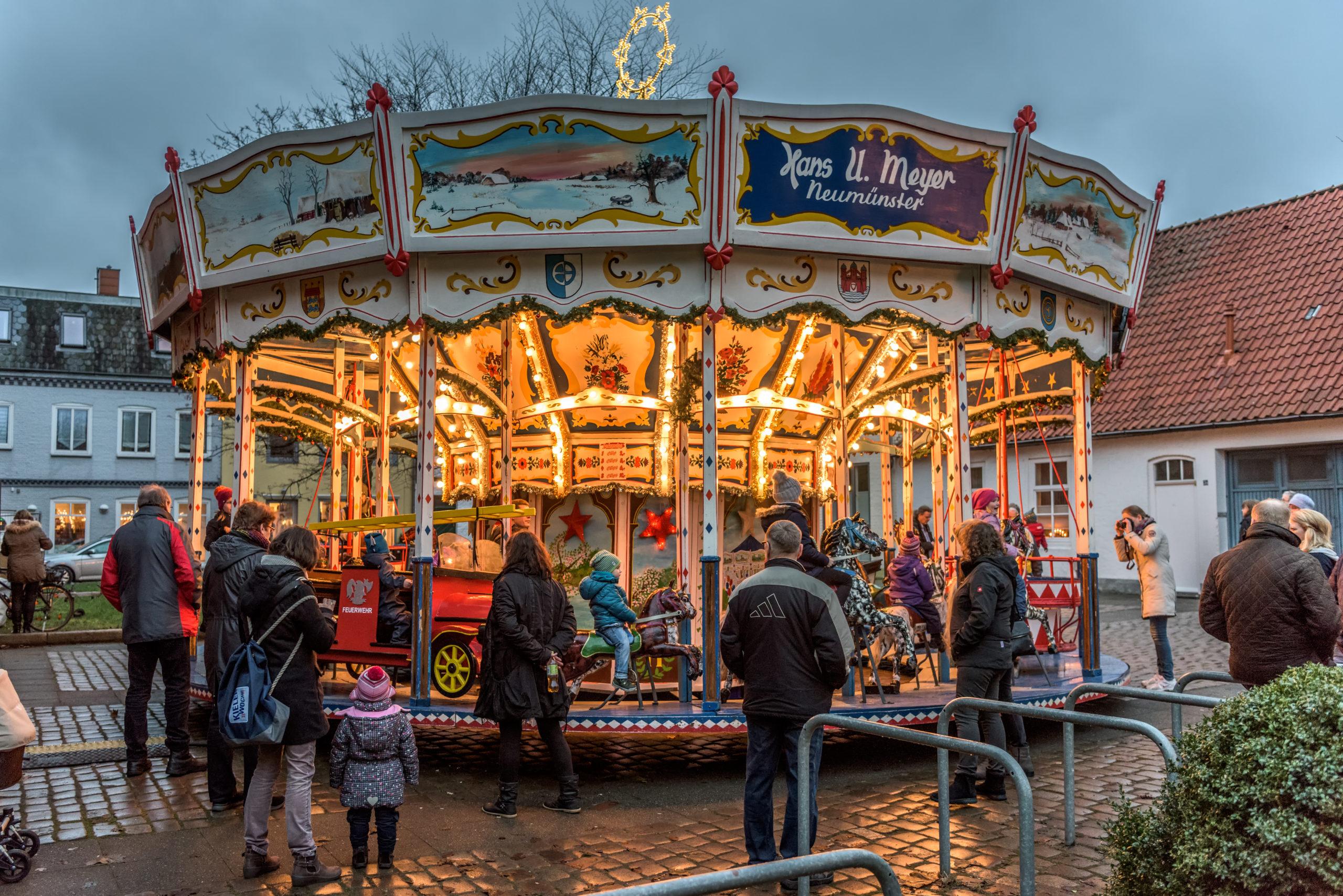 Die schönsten Weihnachtsmärkte in Schleswig-Holstein: Eckernförde