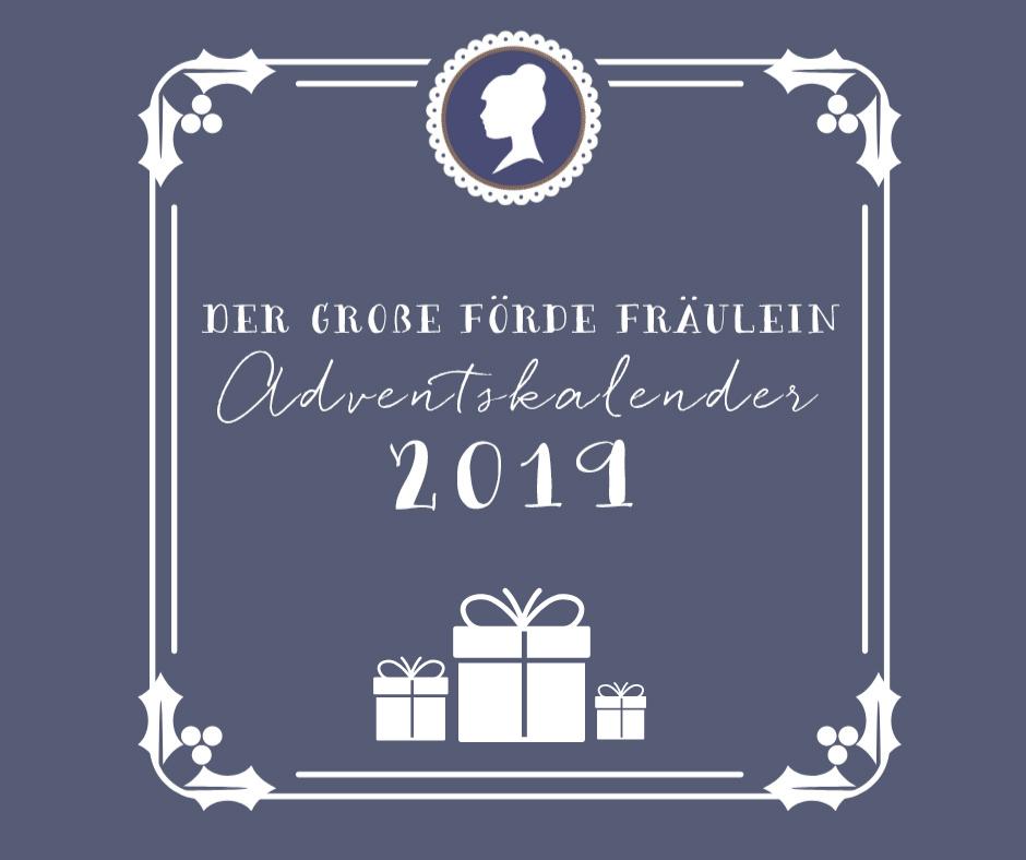 Förde Fräulein Adventskalender 2019