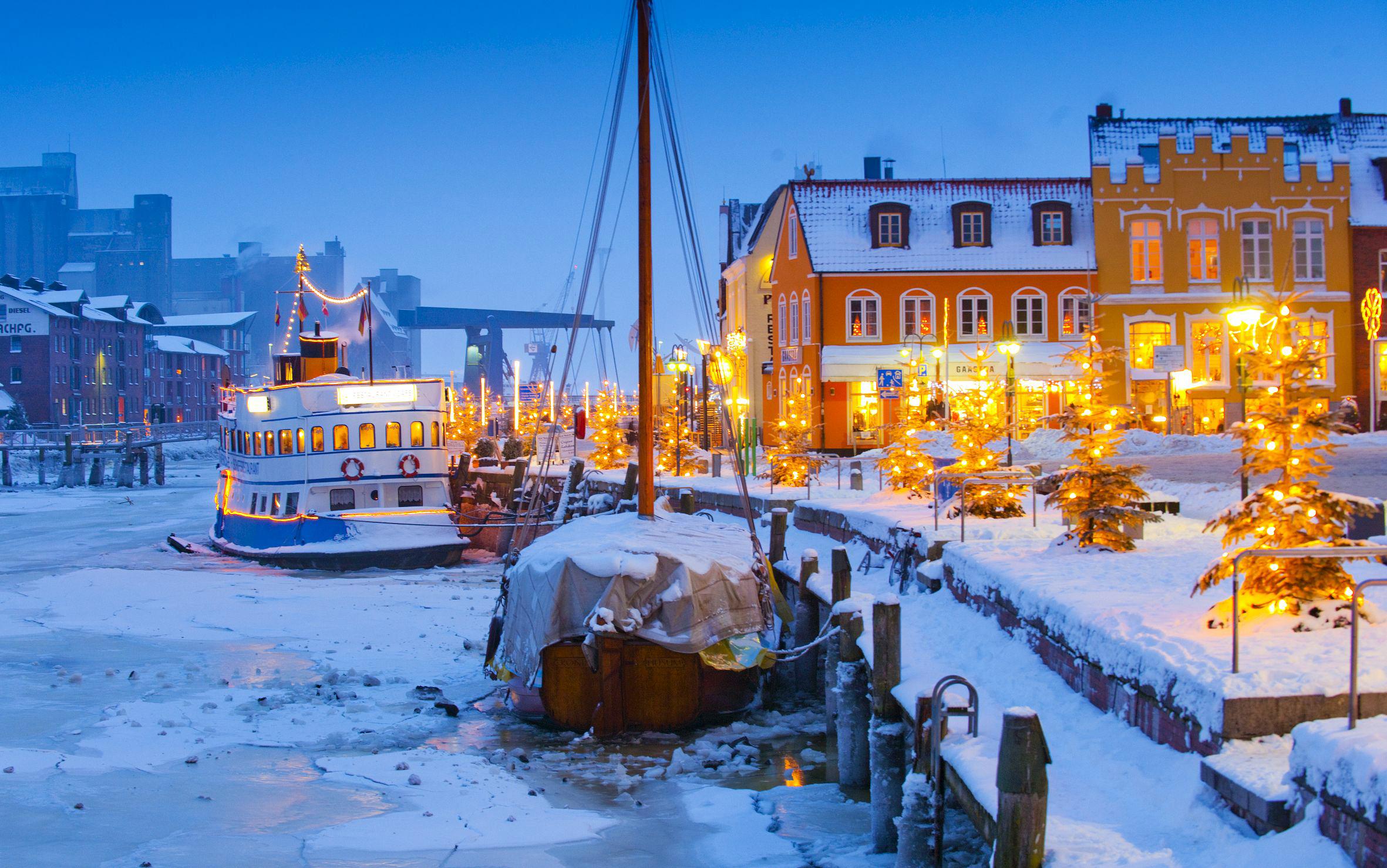 Die schönsten Weihnachtsmärkte in Schleswig-Holstein: Husum