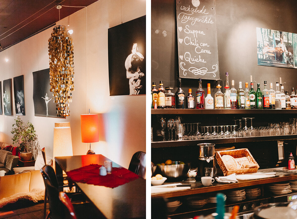 Cafés in Lübeck: Kaffeehaus in der Hüxstraße: Colestreet