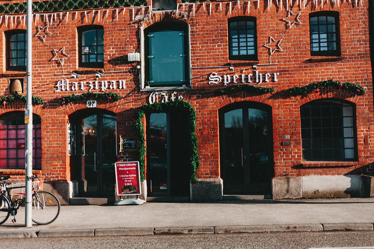 Lübecker Marzipan-Speicher-Café