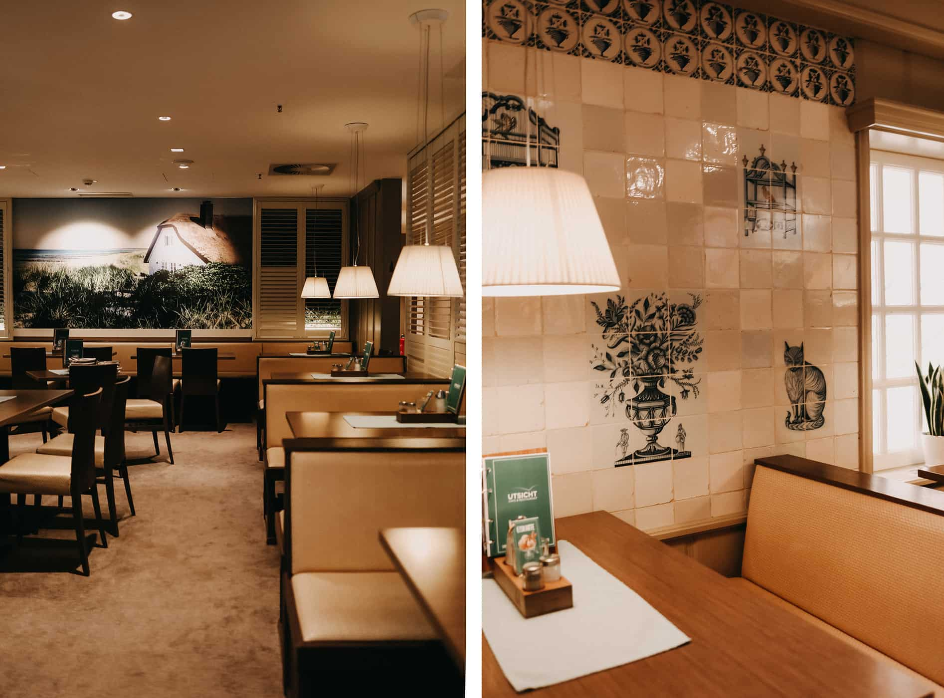 Utsicht Café Collage