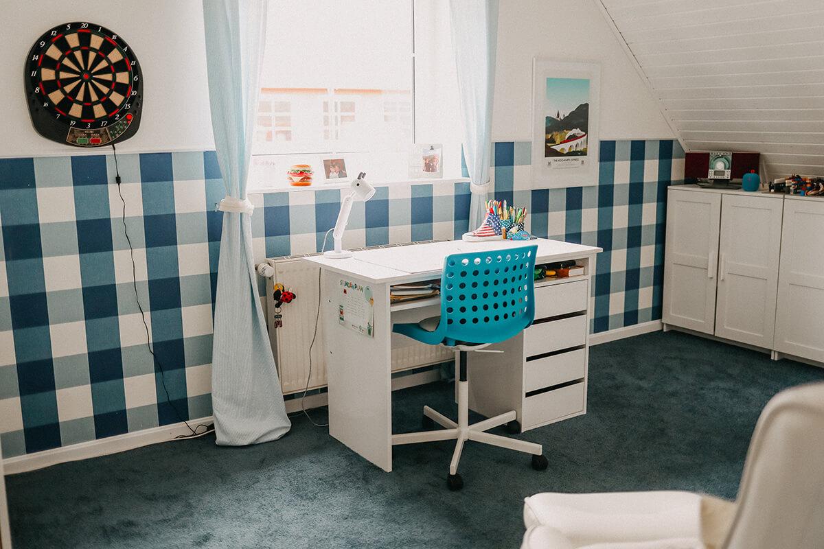Kinderzimmer Totale