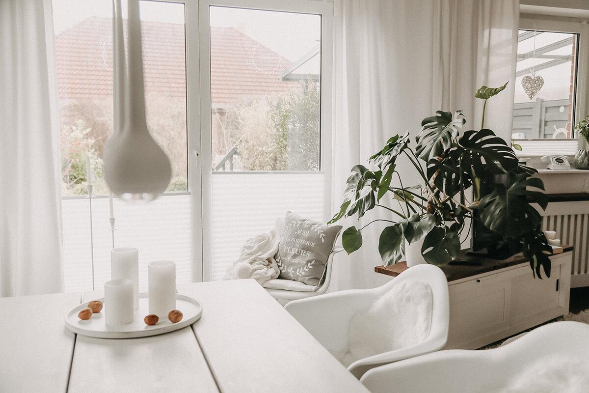 Wohnzimmer/Esszimmer Bereich @_cozynessa_
