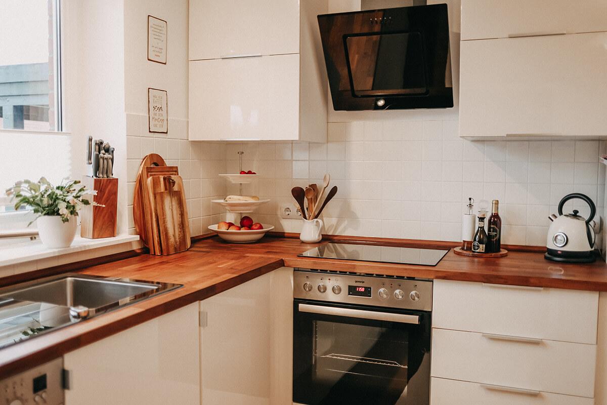 Küche Totale @_cozynessa_