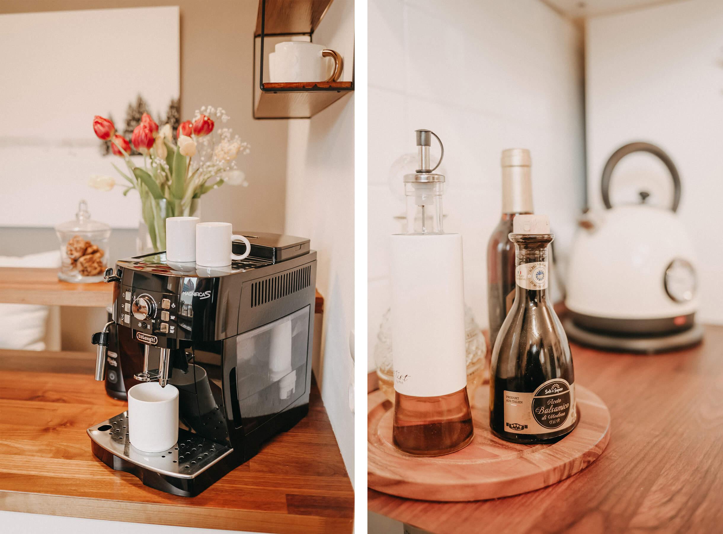 Collage Küche Details