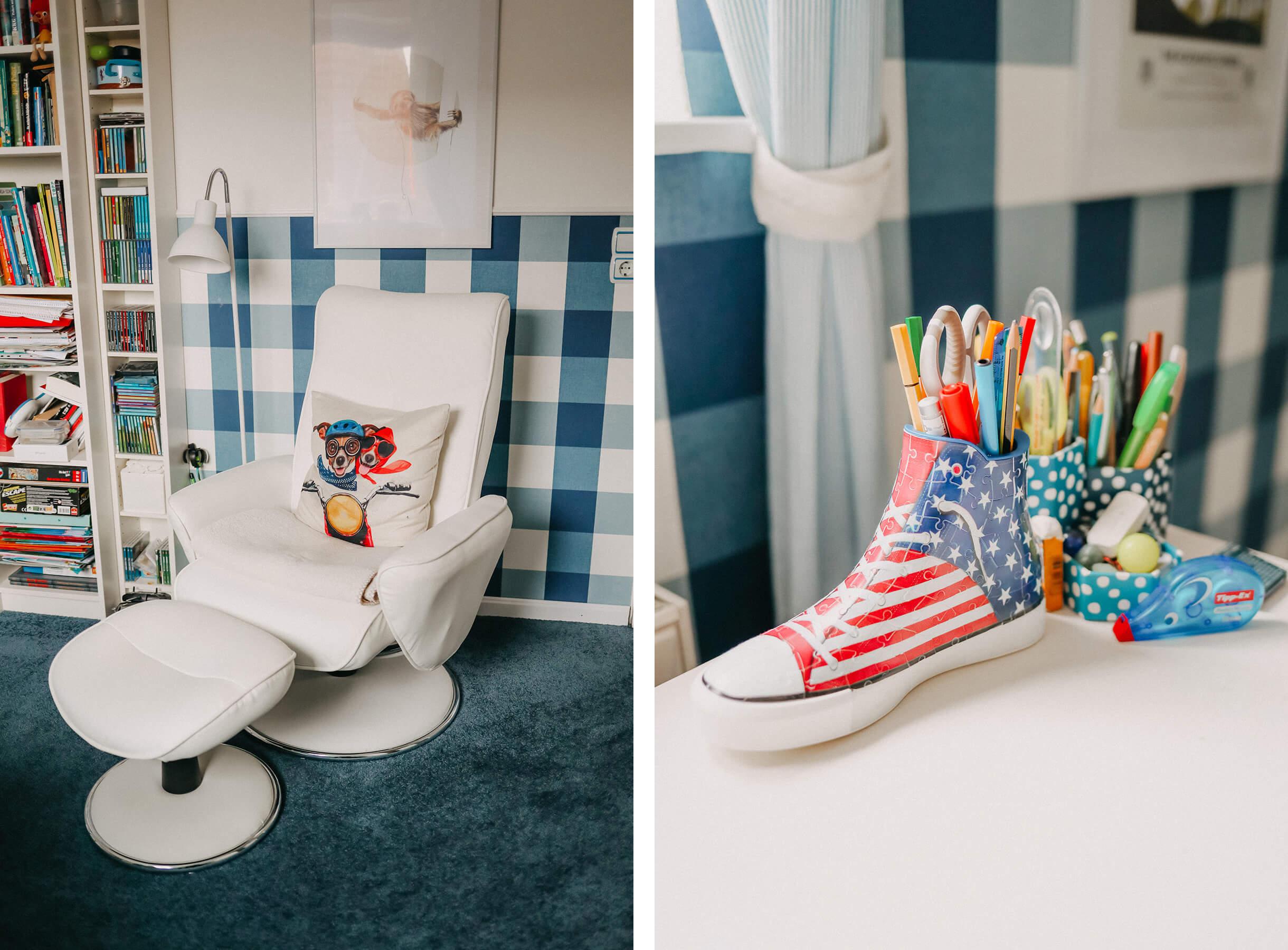 Kinderzimmer Collage @_cozynessa_