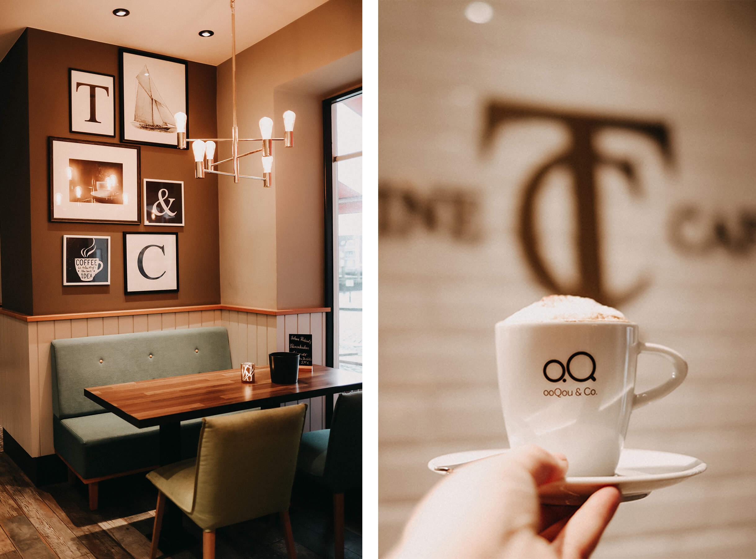 Tine Café Collage