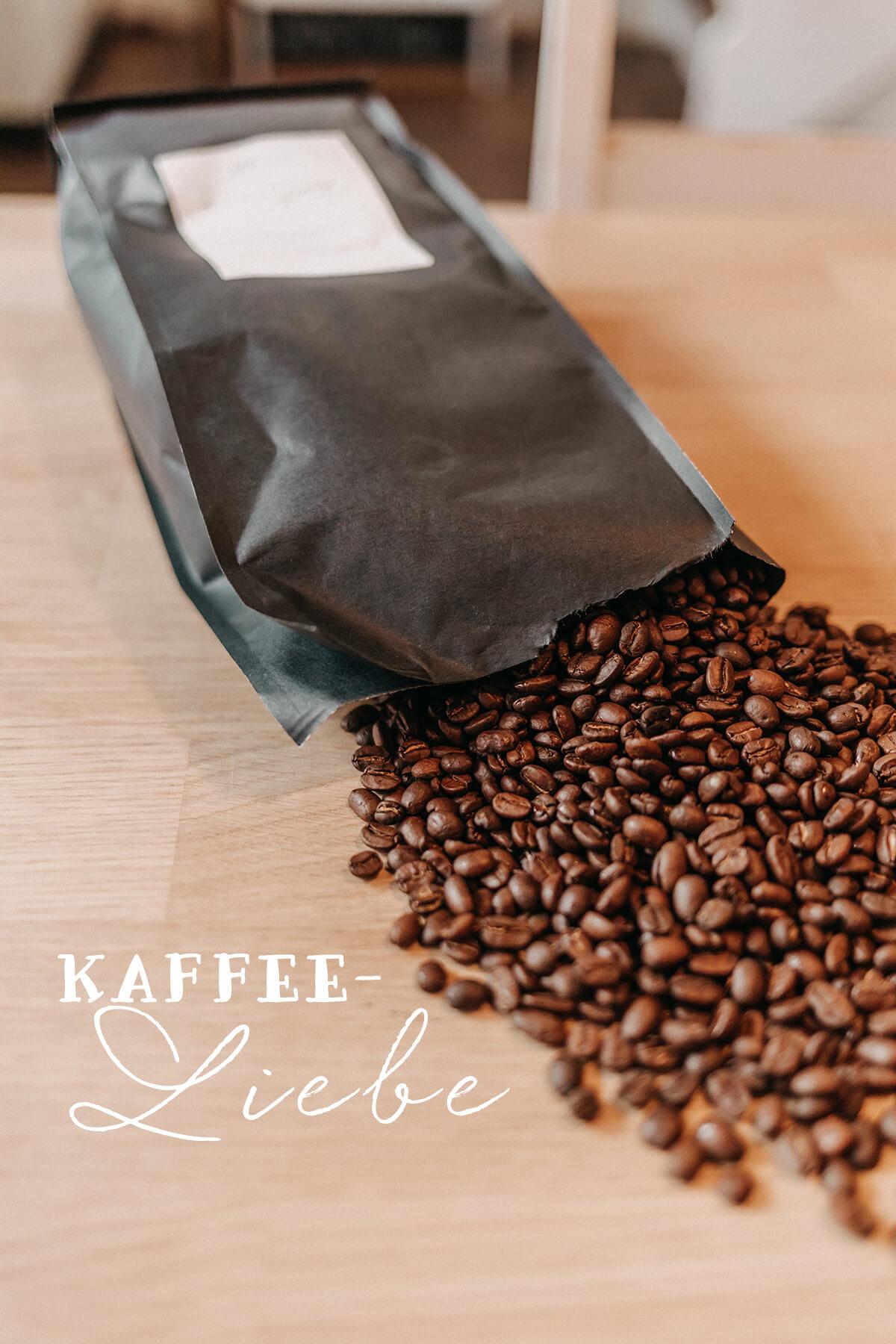 hauseigene Kaffeemischung