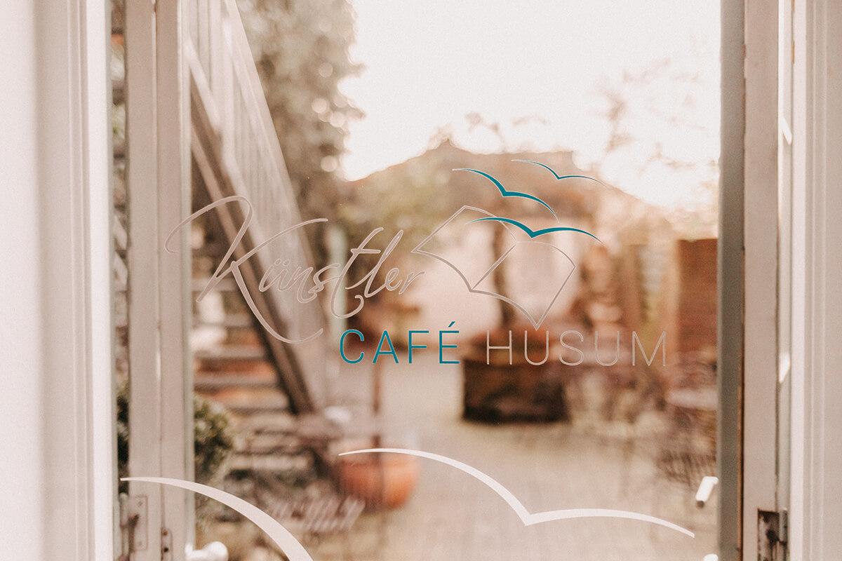 Künstlercafé Husum Logo