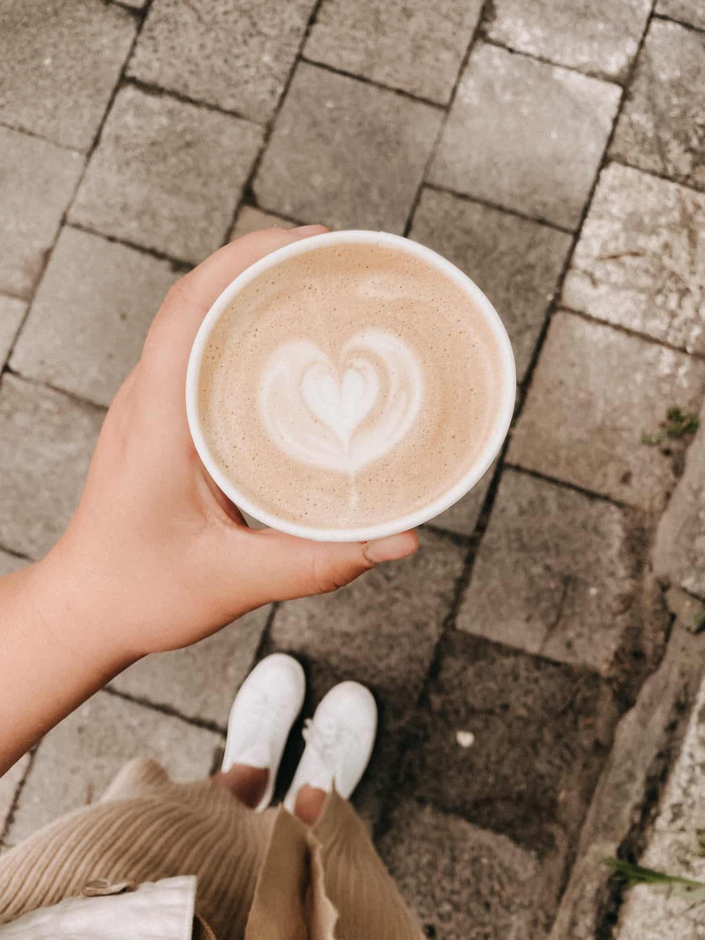 Kaffee Bornhorst Aan Tafel