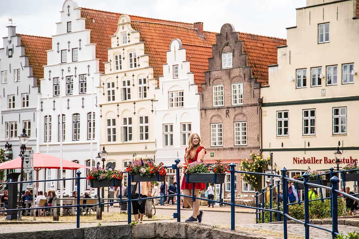 Friedrichstadt statt Amsterdam