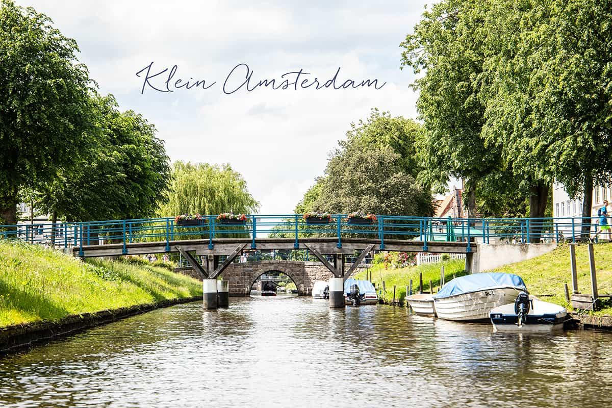 Auf Weltreise: Friedrichstadt statt Amsterdam