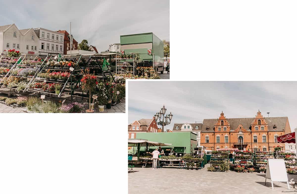 Wochenmarkt Glückstadt