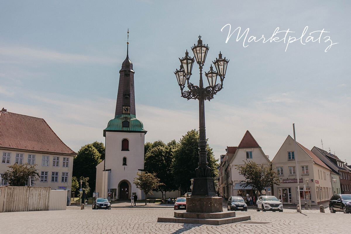 Marktplatz Glückstadt