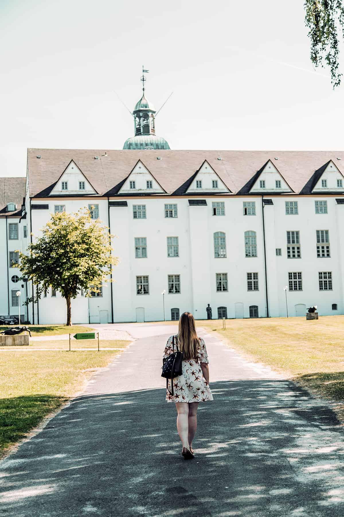 Der Buckingham Palace von Schleswig