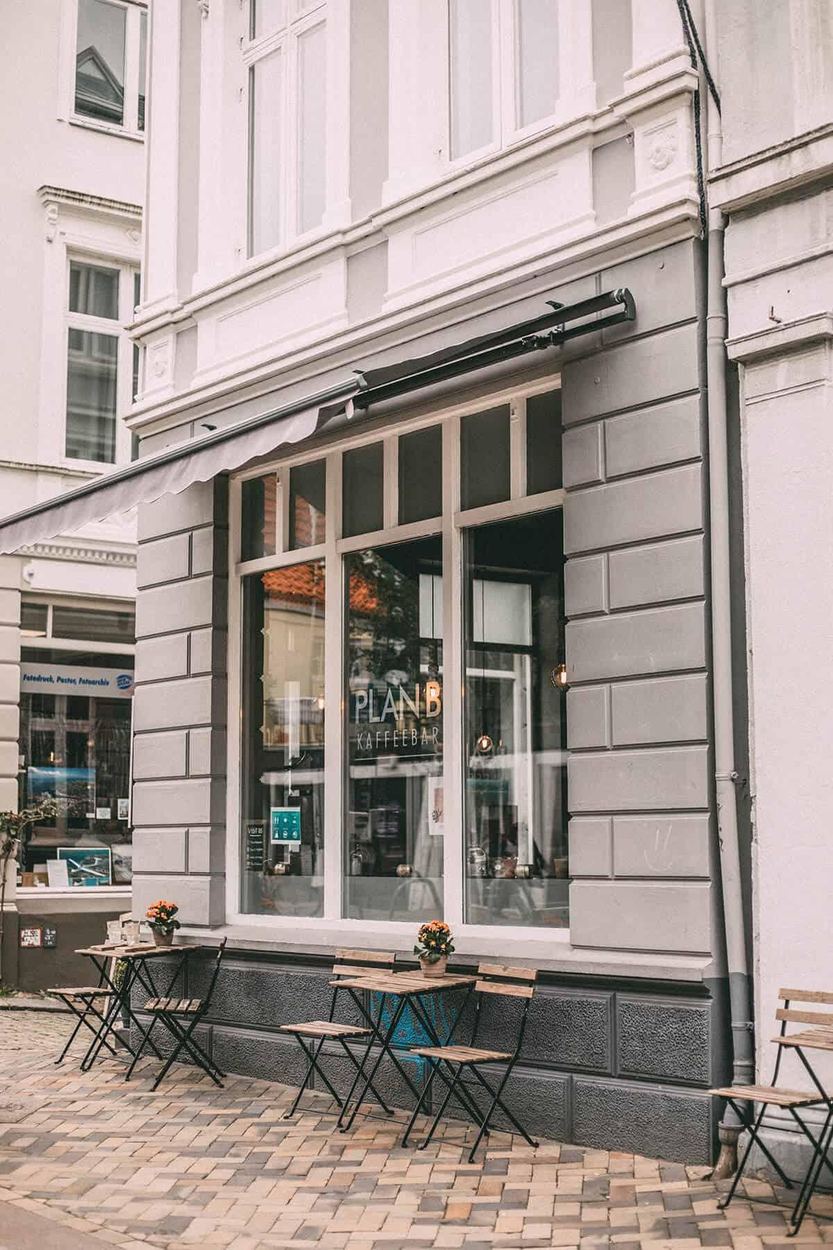 Plan B Café Flensburg