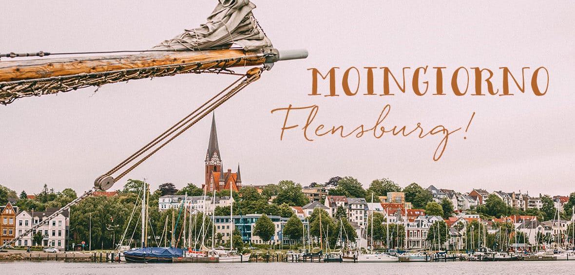 Flensburg Hafen Kurztrip Ausflug