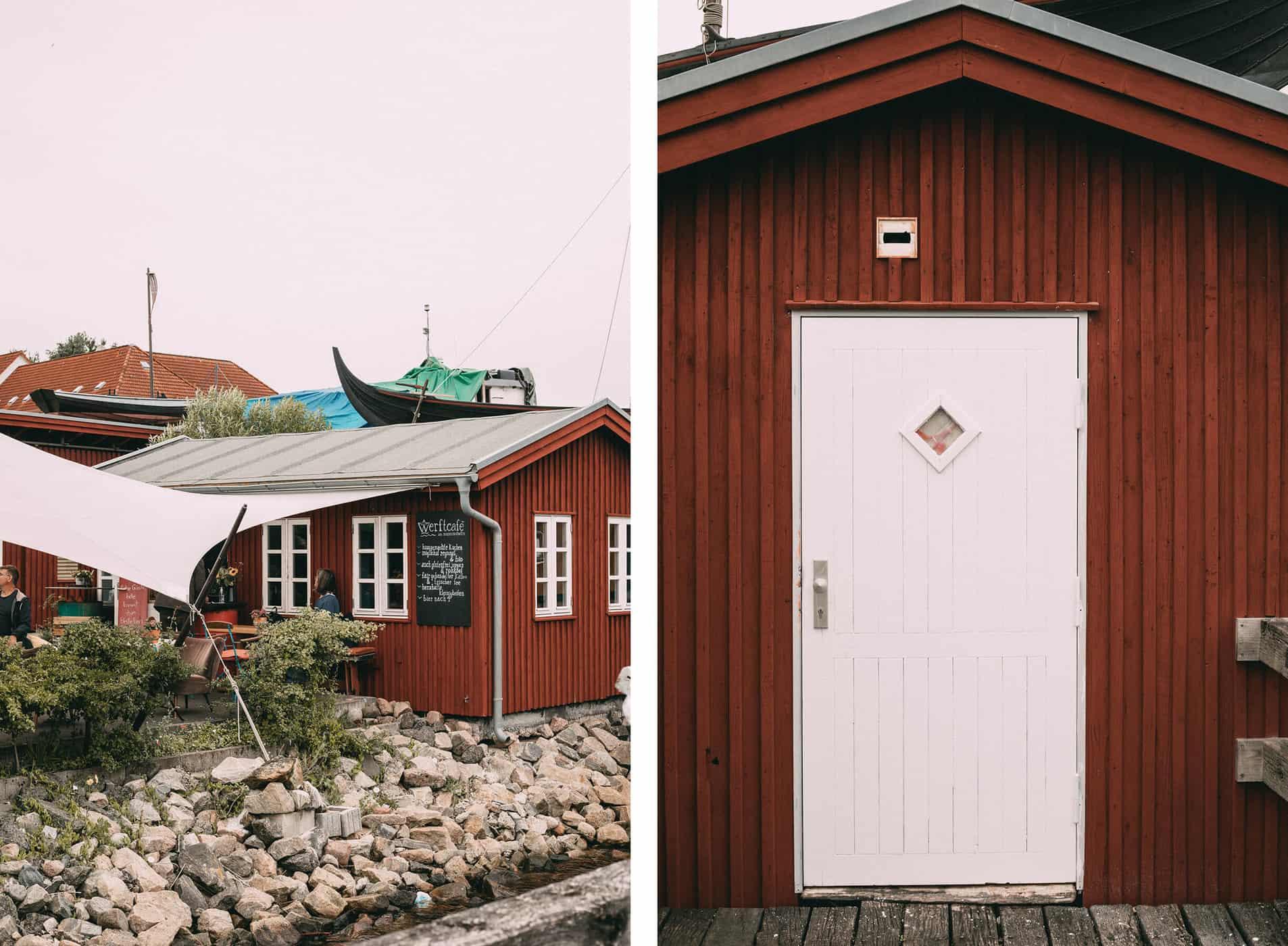 Ein Tagesausflug nach Flensburg: Museums-Werft