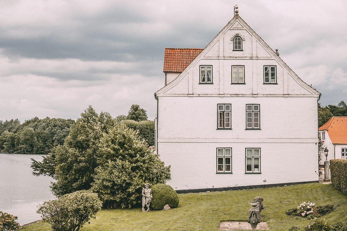 Glücksburg Wasserschloss