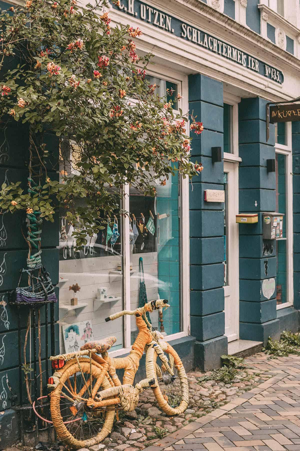 Ein Tagesausflug nach Flensburg & Glücksburg in Bildern