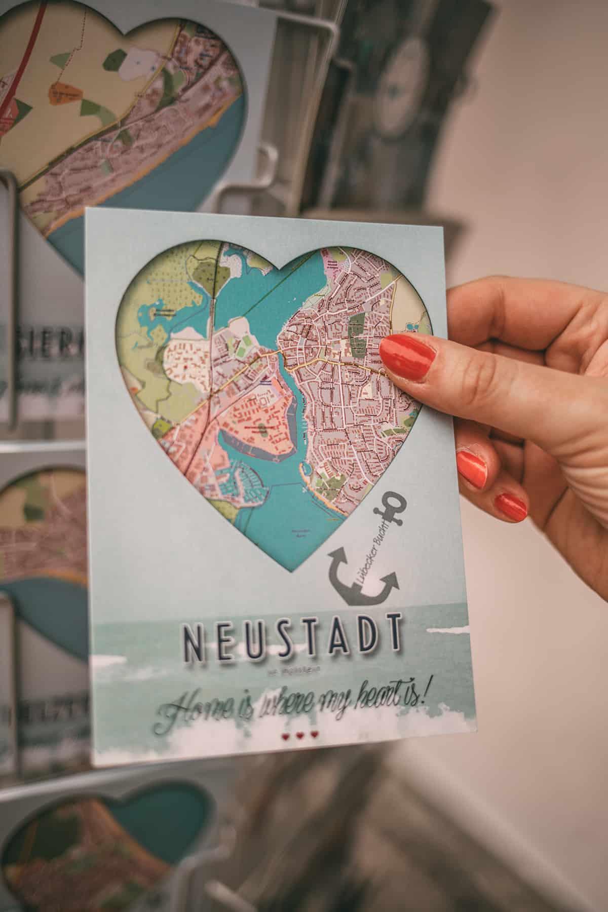 Postkarte von Neustadt