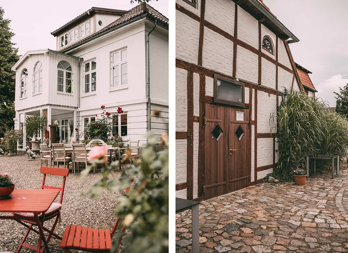 Die Hofanlage Marienhof