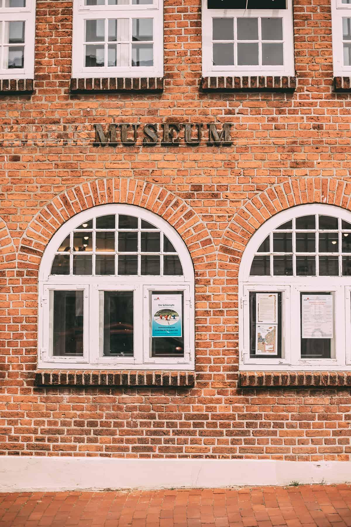 Das Museum in Neustadt