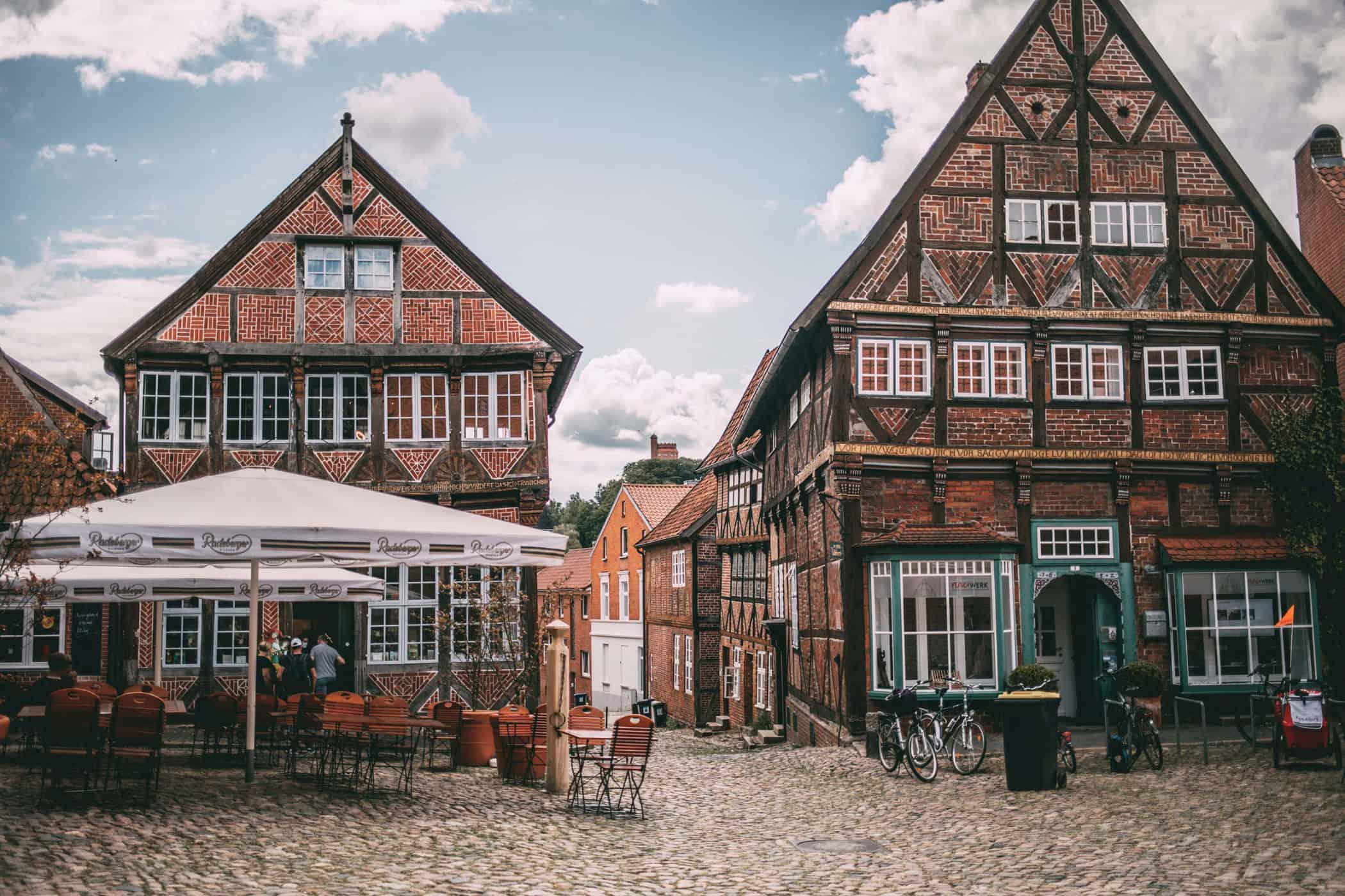 Marktplatz Mölln