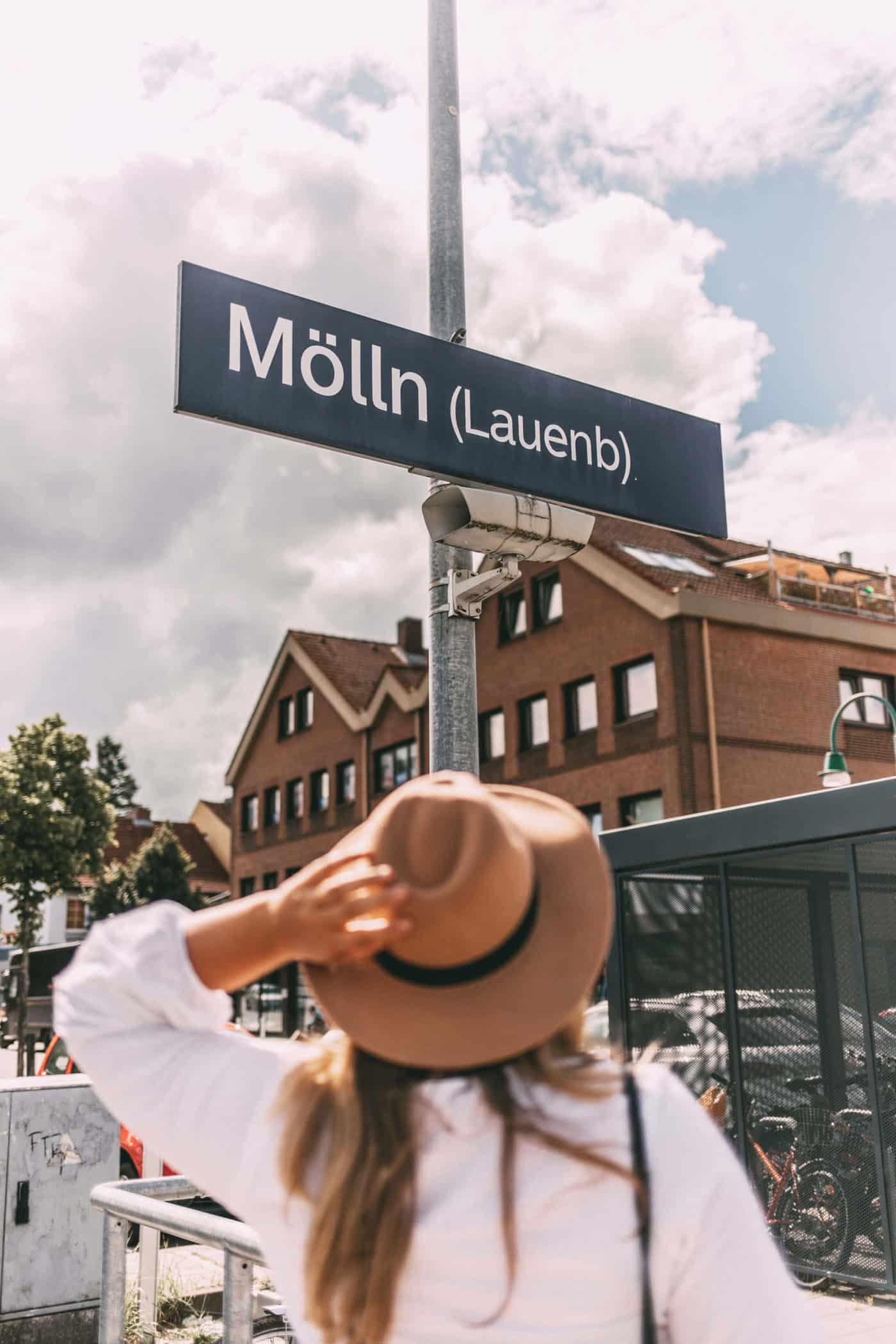 Bahnhof Mölln