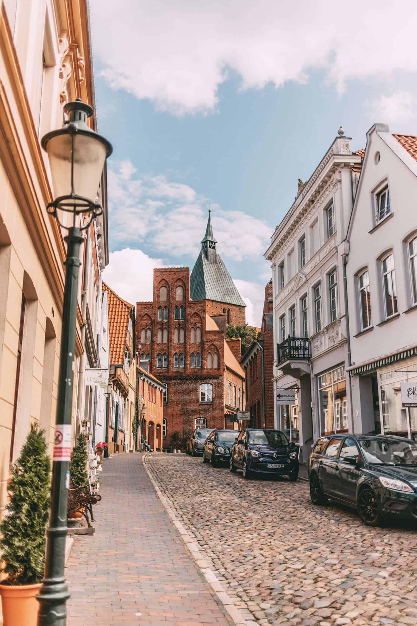 Mölln Marktstraße