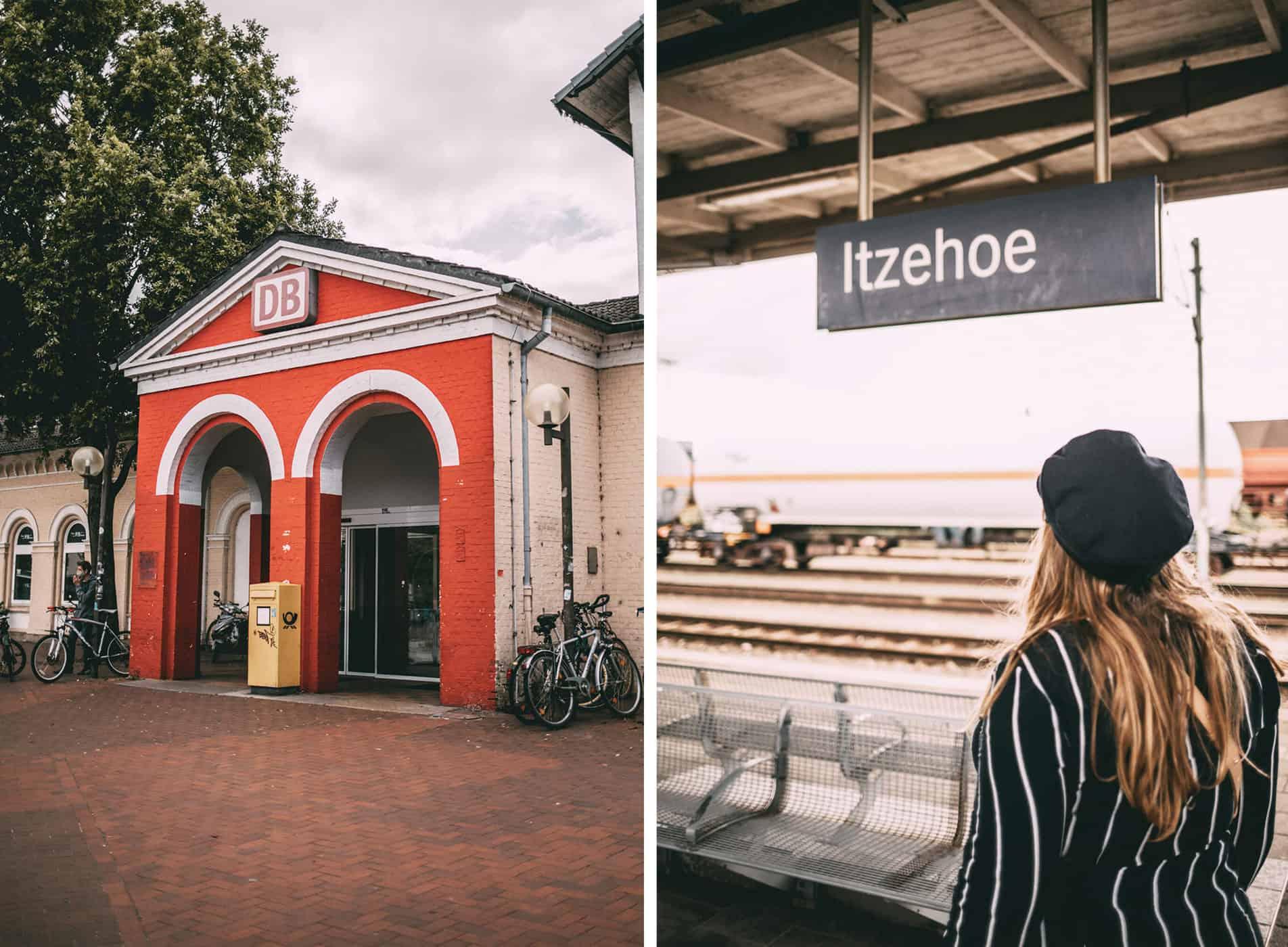 Tipps für Itzehoe: Bahnhof Itzehoe