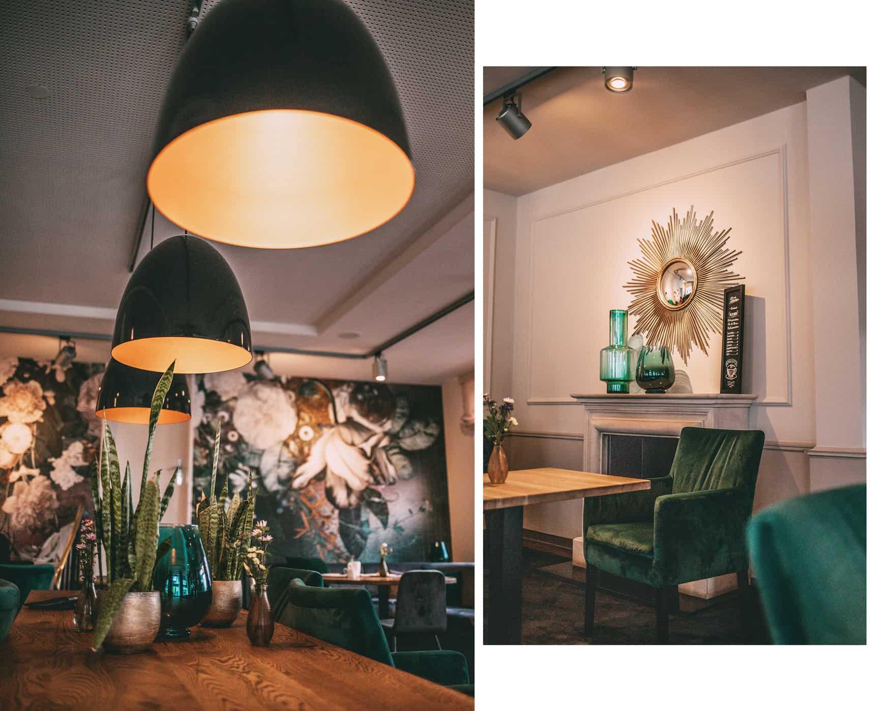 Café Ramm Innenraum