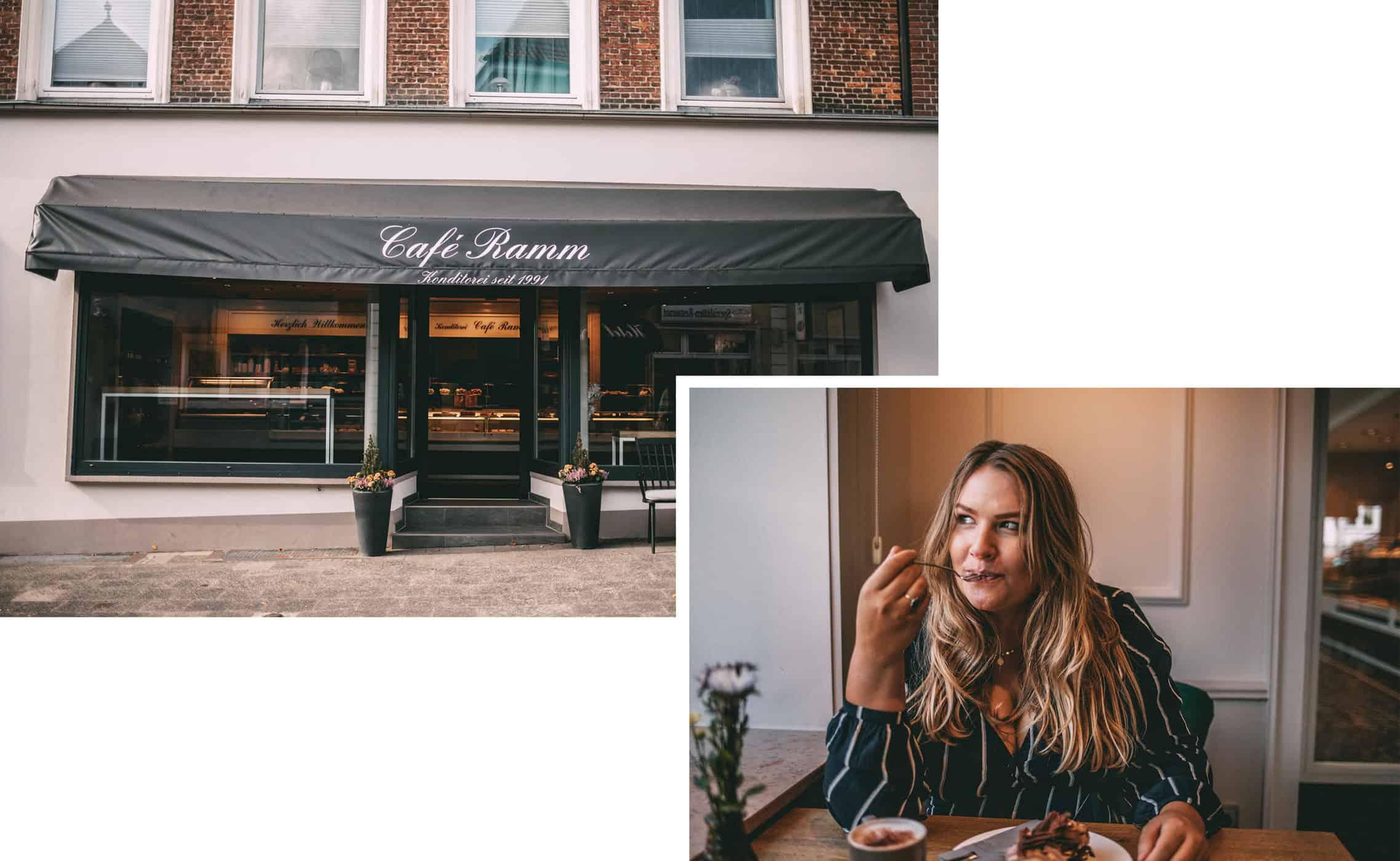 Tipps für Itzehoe: Café Ramm