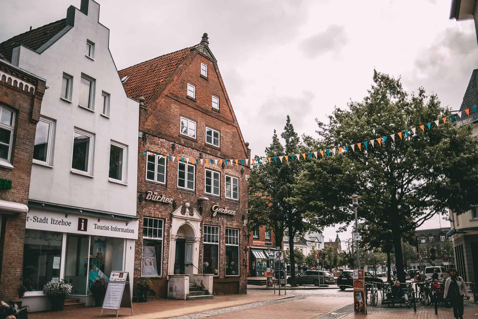 Breite Straße Itzehoe