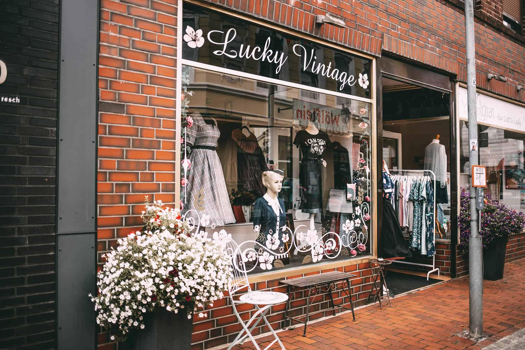 Itzehoe Lucky Vintage
