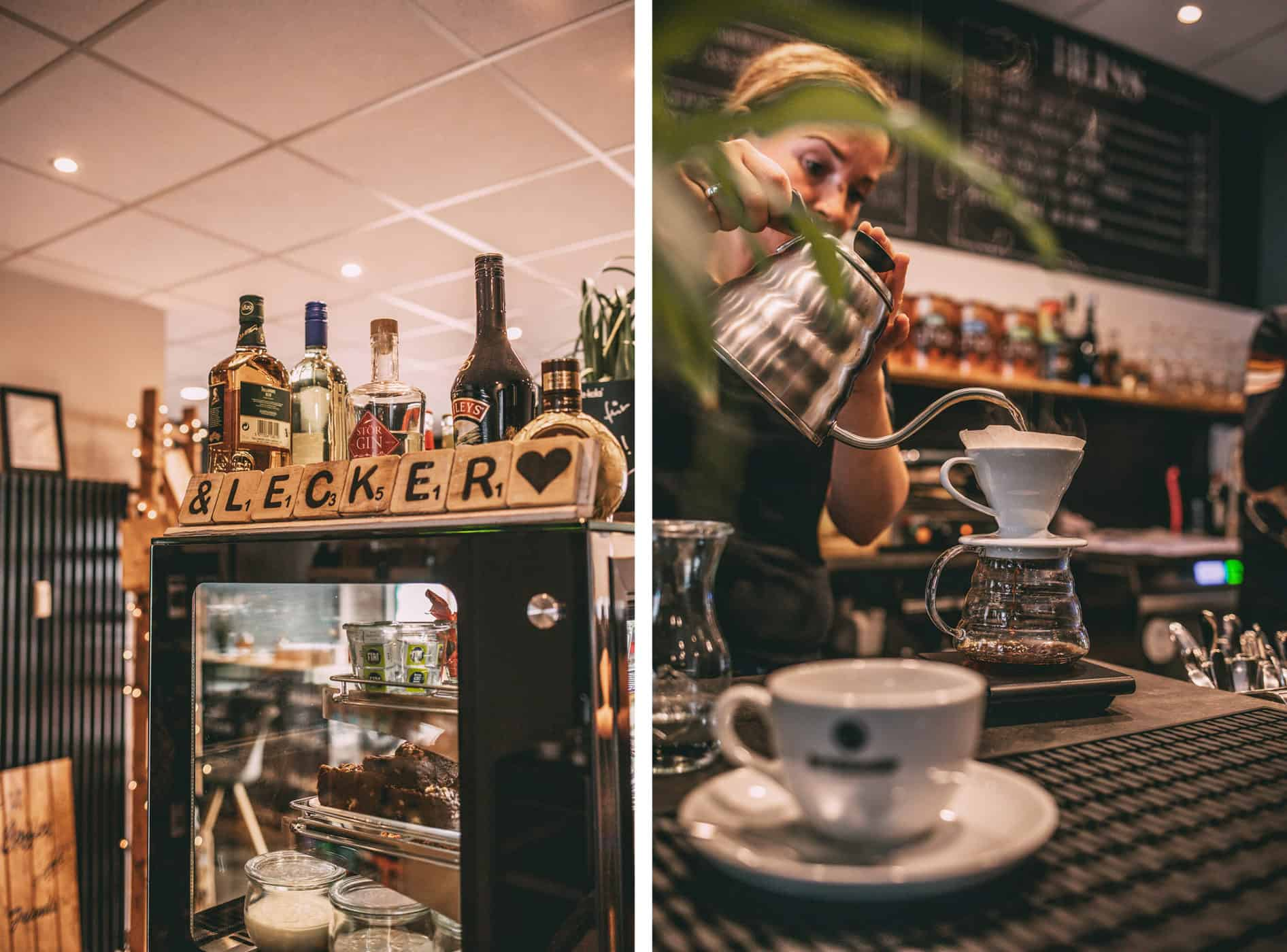 Der Kaffeemacher Itzehoe Innenbereich