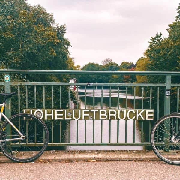 Hamburg Hoheluftbrücke