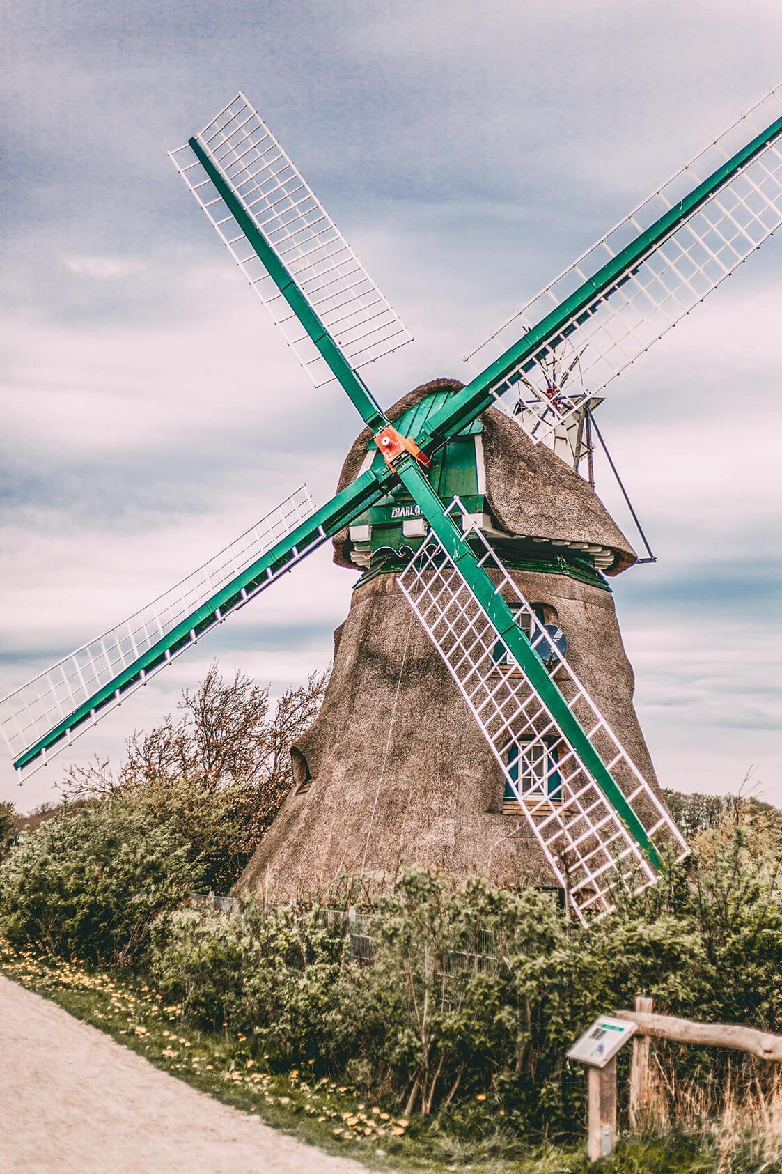 Mühle Charlotte Geltinger Bucht