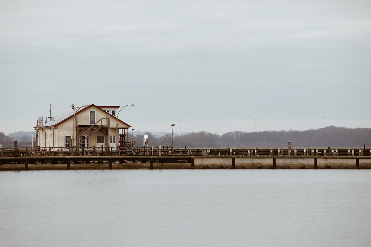 Geltinger Bucht: Wackerballig