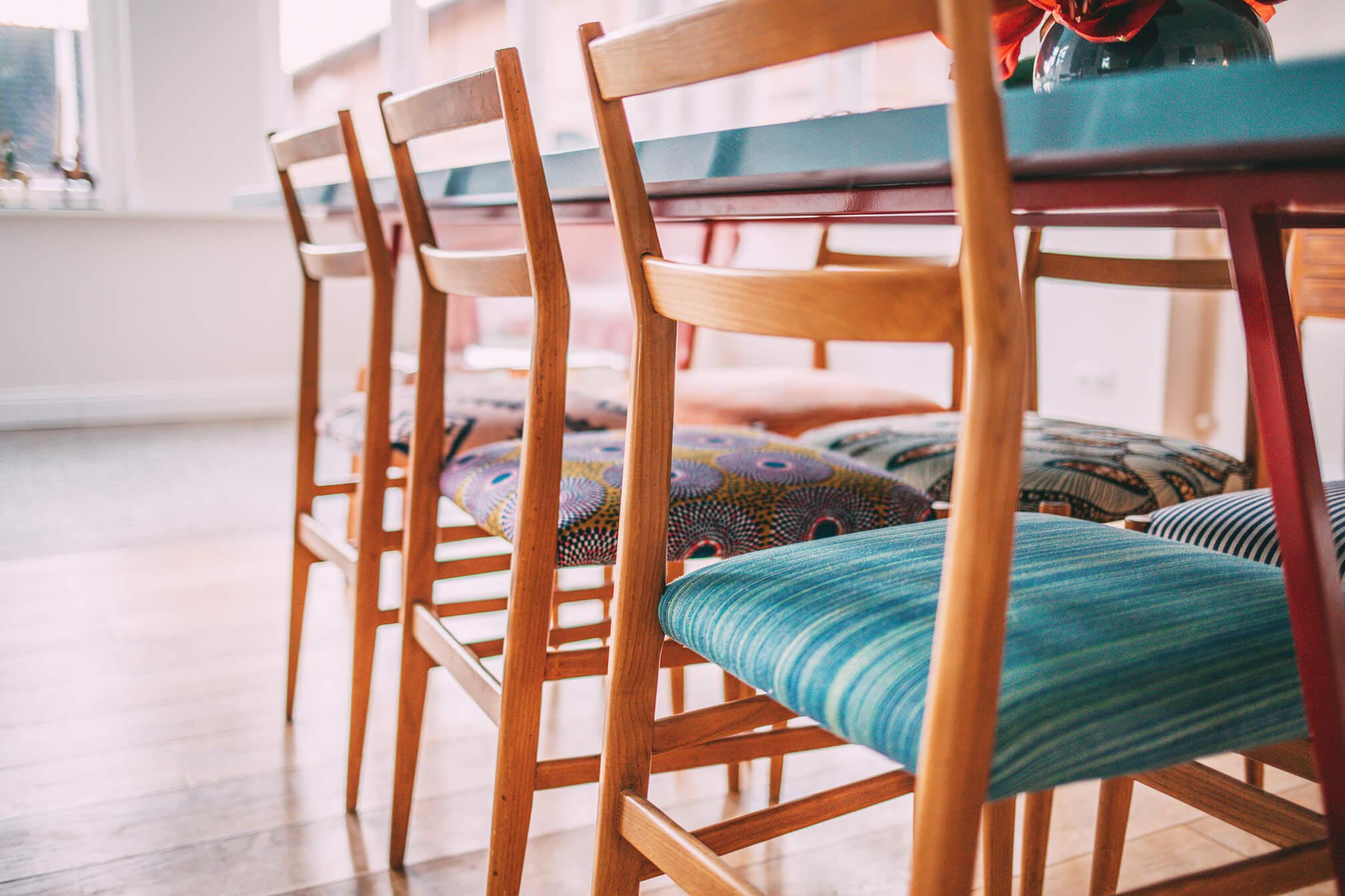 Lumikello: Esszimmer Stühle