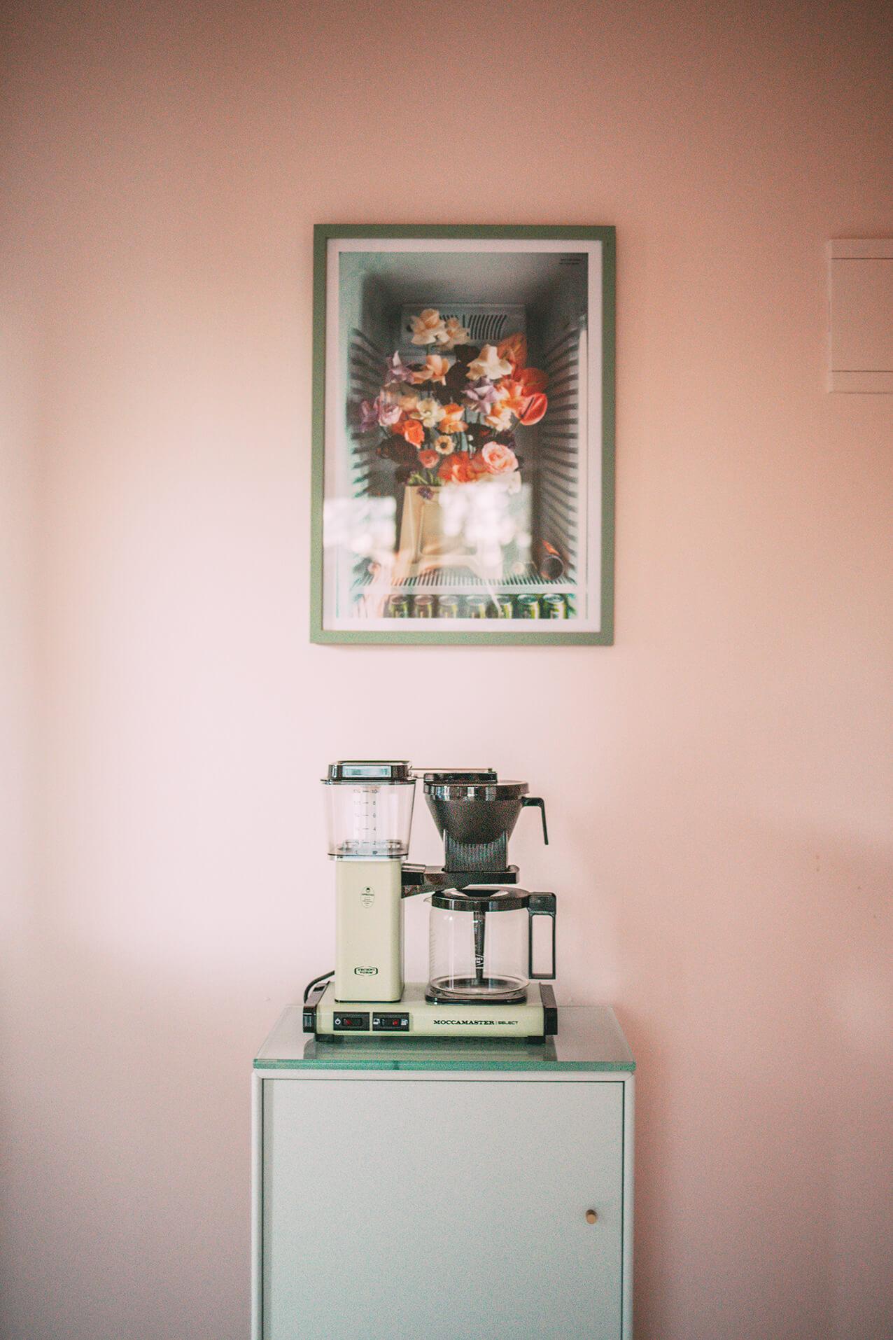 Lumikello: Kaffeemaschine Ferienwohnung