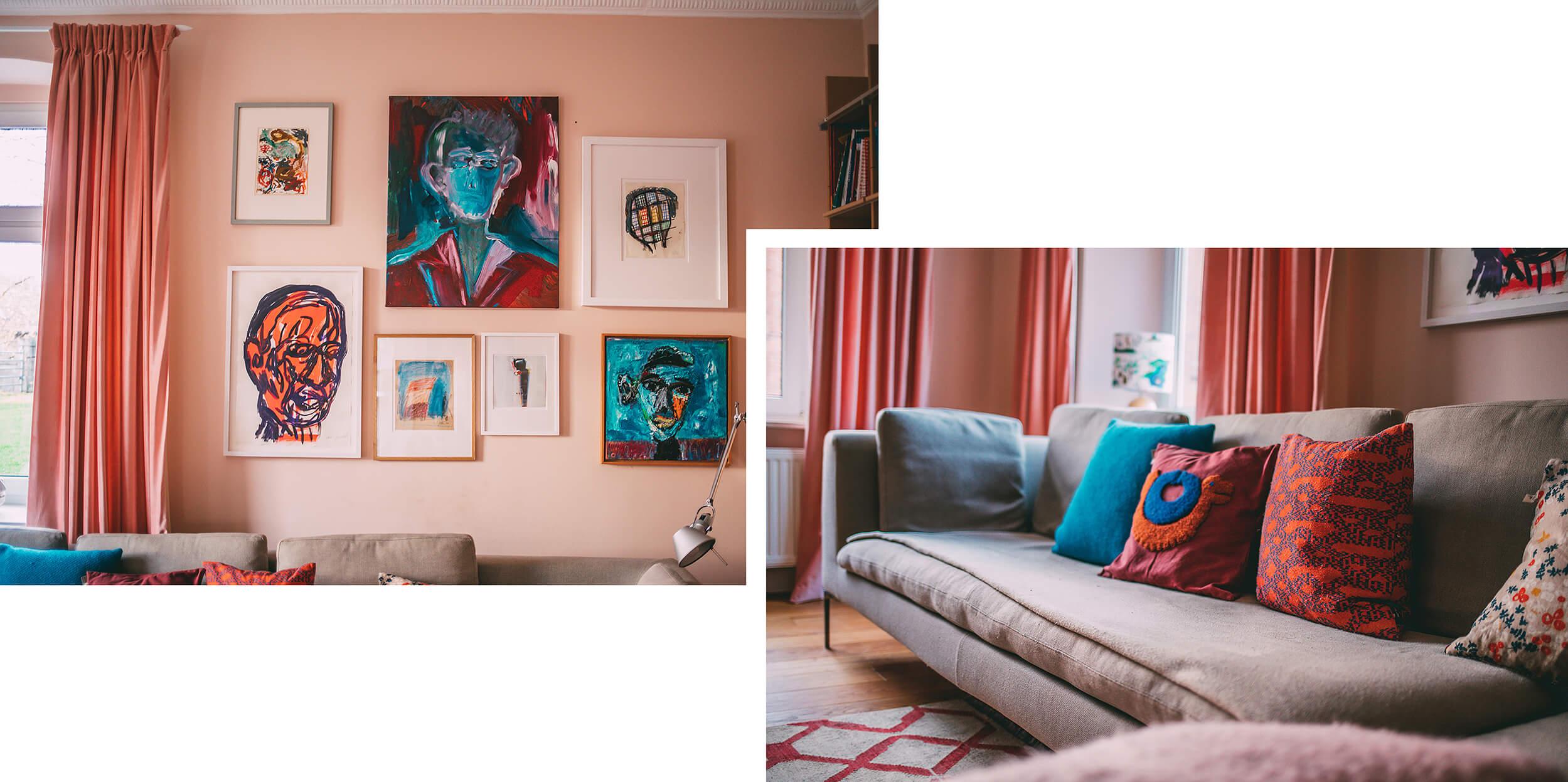 Wohnzimmer Eva Kaiser