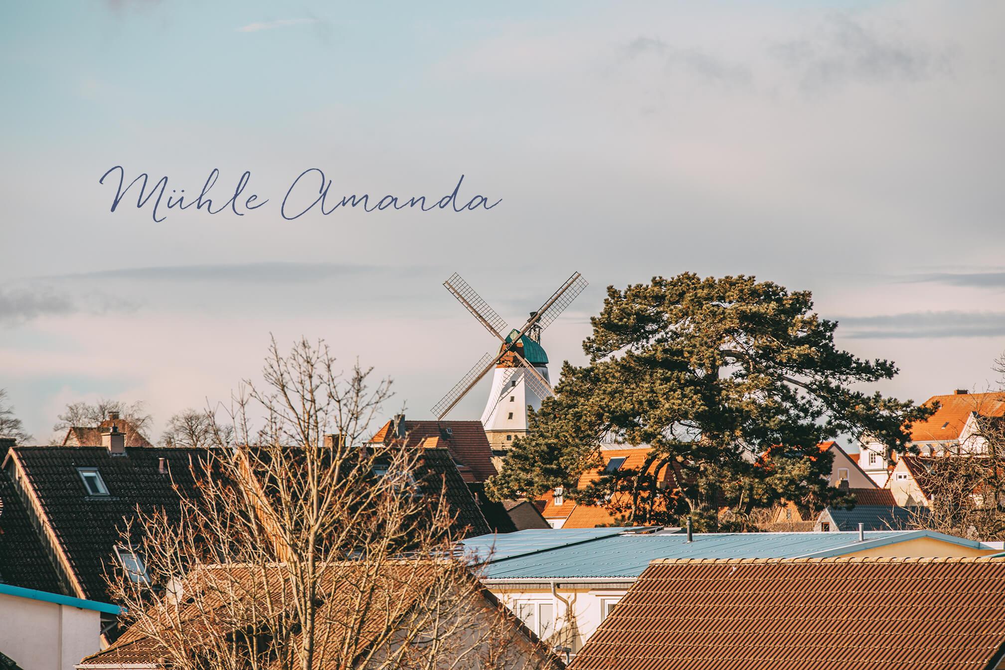 Kappeln Mühle Amanda