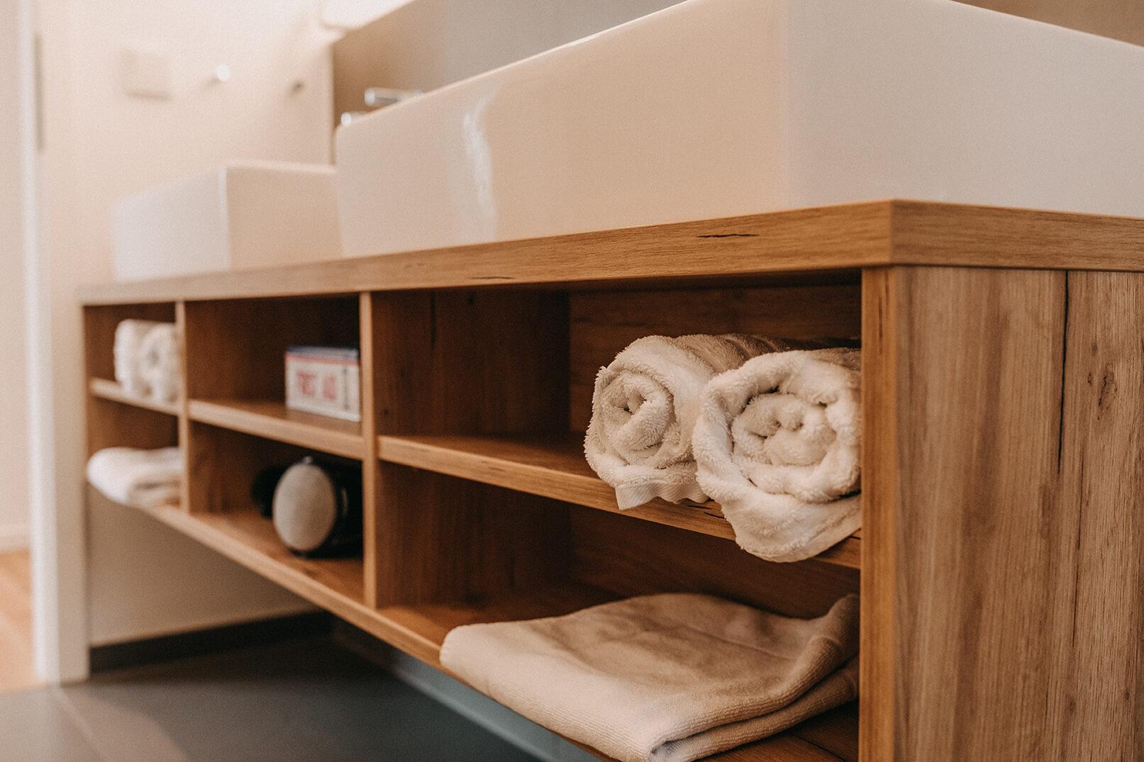 Speicherquartier Kappeln Badezimmer
