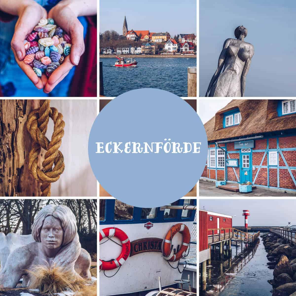 8 Urlaubsorte an der Ostseeküste: Eckernförde Tipps Ausflug