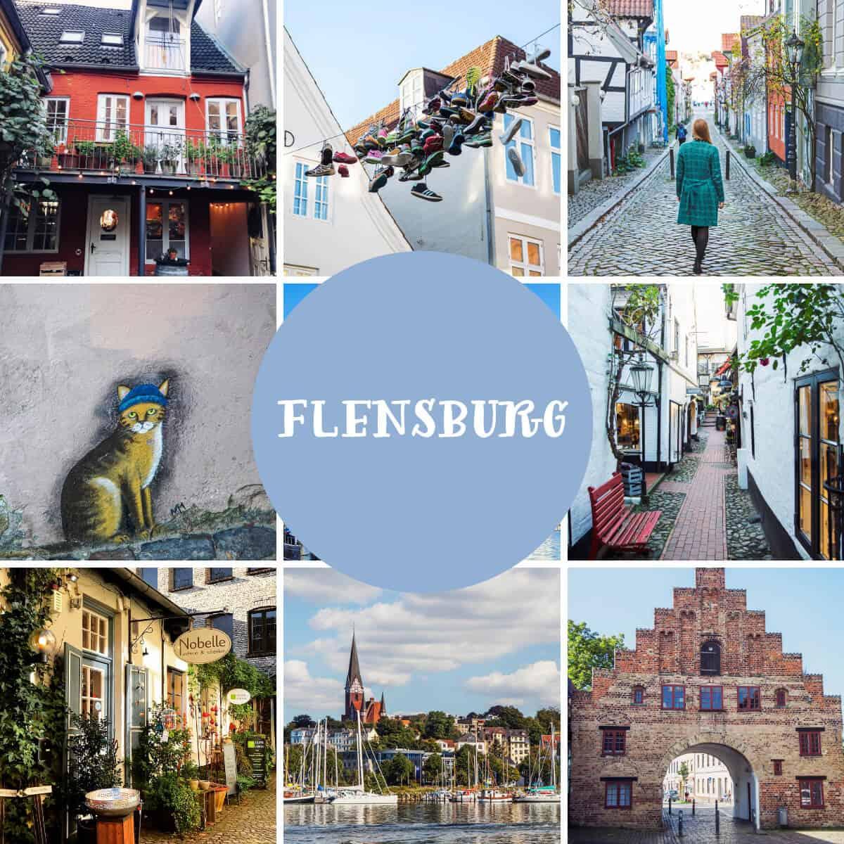 8 Urlaubsorte an der Ostseeküste: Flensburg Tipps Ausflug